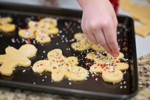 Préparation cookies